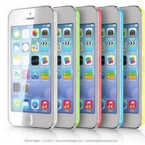 2013-Й - рік iphone lite?