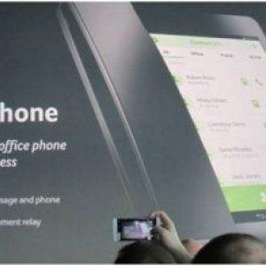 Abtouchphone - телефон-планшет від acer