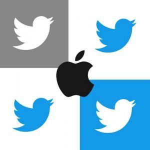 Apple інвестує в twitter? Ні!