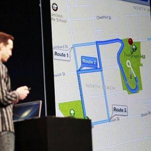 Apple набирає команду для роботи над картами