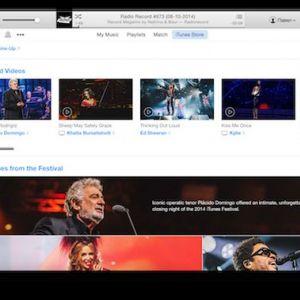 Apple оновила itunes store до прийдешньої презентації