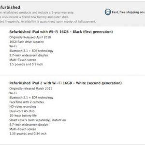 Apple розпродає ipad першого покоління по $ 299