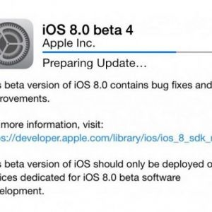 Apple випустила ios 8 beta 4 (скачати для iphone, ipad, ipod)