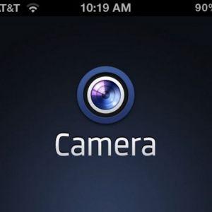Camera - фото-додаток від facebook