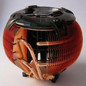 Cooler master cm sphere: стильний дизайн і тиха робота