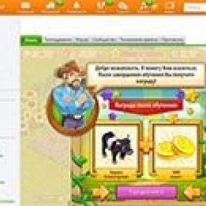 Ігри онлайн безкоштовно в однокласниках. Топ популярних ігор