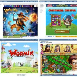 Ігри вконтакте безкоштовно. Топи популярних ігор