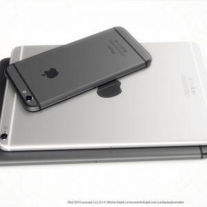 Як виглядатимуть нові ipad air і mini (концепт)