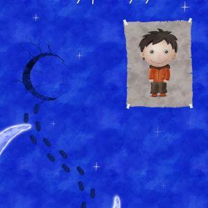 «Хто вкрав місяць?» - інтерактивна книжка в кращому її прояві