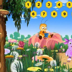 «Лунтик вчить цифри» - тренуємо рахунок і не тільки (+ промокодом)