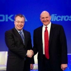 Microsoft купує nokia