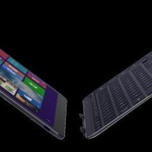 Новий гібридний ноутбук від asus - transformer book t300 chi