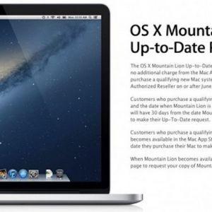 Os x mountain lion стане доступний цієї ночі