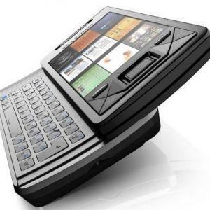 Sonyericsson xperia x1 - основний конкурент iphone