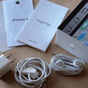 Тест apple iphone 4