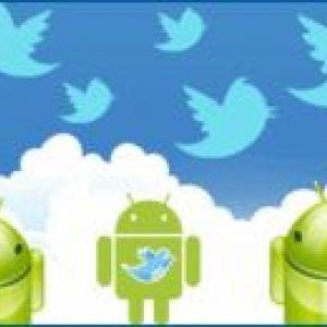 Twitter для власників android