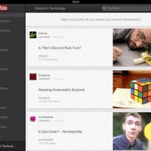 Youtube для ios, тепер з підтримкою iphone 5 і airplay